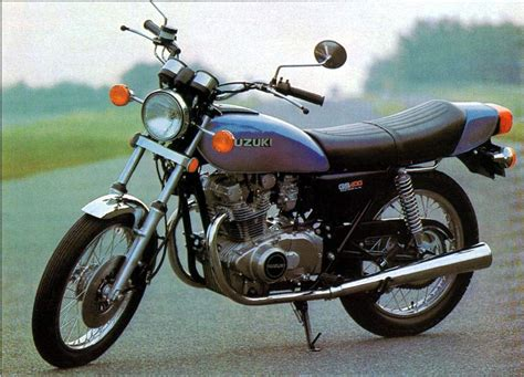 1978 Suzuki Gs400 by Suzuki Gs400 Year By Year
