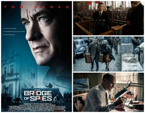 reasons bridge  spies   exceptionally great film
