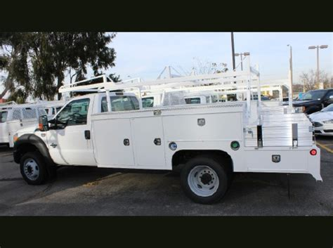 2016 Ford F550 Service Trucks / Utility Trucks / Mechanic