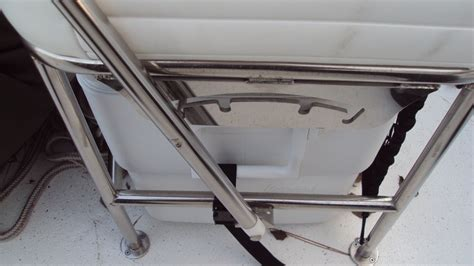 Best Boat Cooler Seat by Flip Flop Cooler Seat Leaning Post From 2011 Carolina