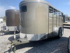 Calico Trailers Stock    Stock Combo Trailers For Sale