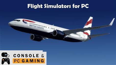 Best Combat Flight Simulator 2018