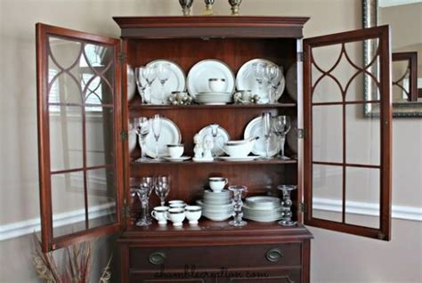 how to decorate a china cabinet 4 amazing tips to decorate your china cabinet dining