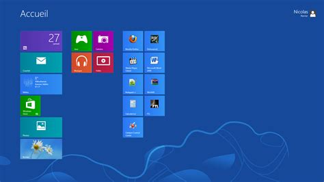 afficher bureau windows 8 comment afficher les icones sur le bureau sous windows 8