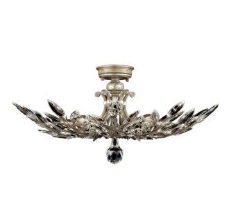 Ls 753440st Antiqued Warm Silver Leaf