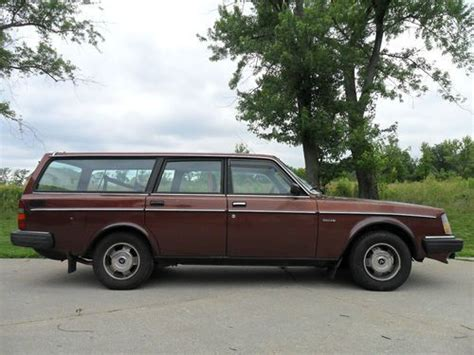 Used Volvo Wagons by Used Volvo 240 Wagon The Wagon