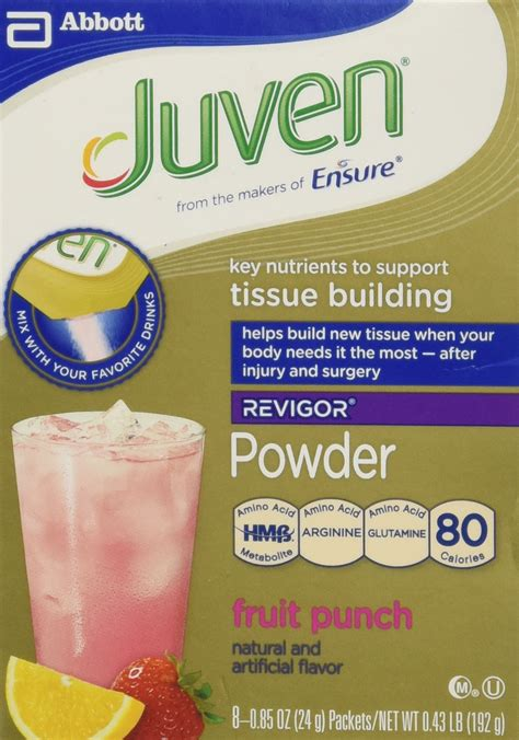 Amazon.com: Juven Therapeutic Nutrition Drink Mix - Orange