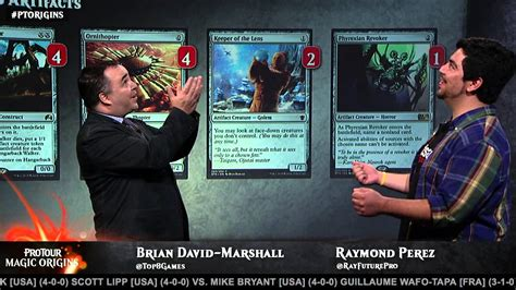 Mtg Pro Tour Decks 2014 by Pro Tour Magic Origins Deck Tech Blue Ensoul Artifact