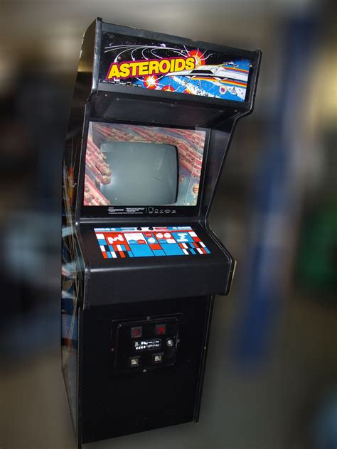 Asteroids Arcade Game For Sale Vintage Arcade Superstore