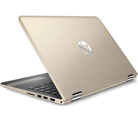 Merk Laptop Hp Pavilion X360 hp pavilion x360 13 u062sa 13 3 quot 2 in 1 laptop gold