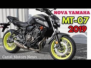 Yamaha Mt 07 2019 : nova yamaha mt 07 2019 lan ada no jap o youtube ~ Medecine-chirurgie-esthetiques.com Avis de Voitures