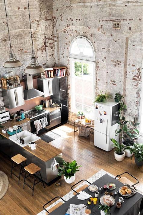 meuble cuisine industriel meuble de cuisine style industriel photos de conception
