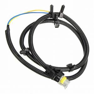 10340314 Abs Wheel Speed Sensor Harness Wire Plug Pigtail For Buick Gm Chevy New