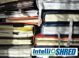 business records retention schedule shred confidential