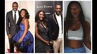 Idris Elba's daughter Isan Elba 2017 | Gossip Zone - YouTube