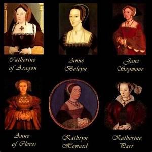 Las seis mujeres de Enrique VIII de Inglaterra Red Historia