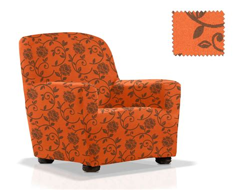 Stretch Armchair Cover Orinoco