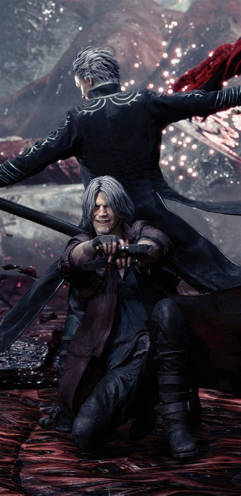 Hd wallpapers and background images. Devil May Cry 5 Phone Wallpapers - Wallpaper Cave