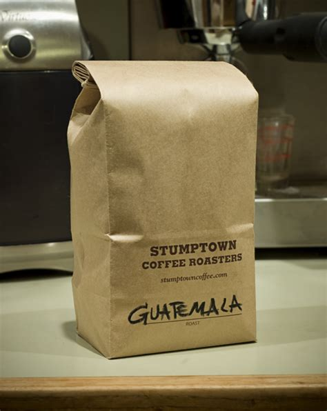 Hallo Fritz / Stumptown Bulk Coffee Bag