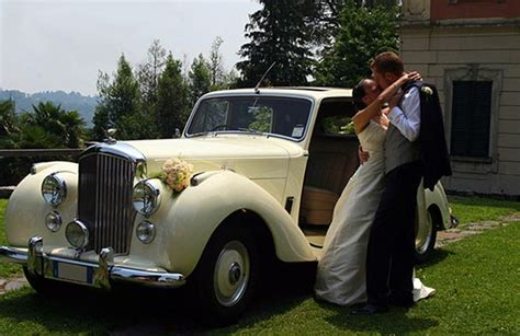 Luxury & Vintage Car Hire For Weddings In Italy
