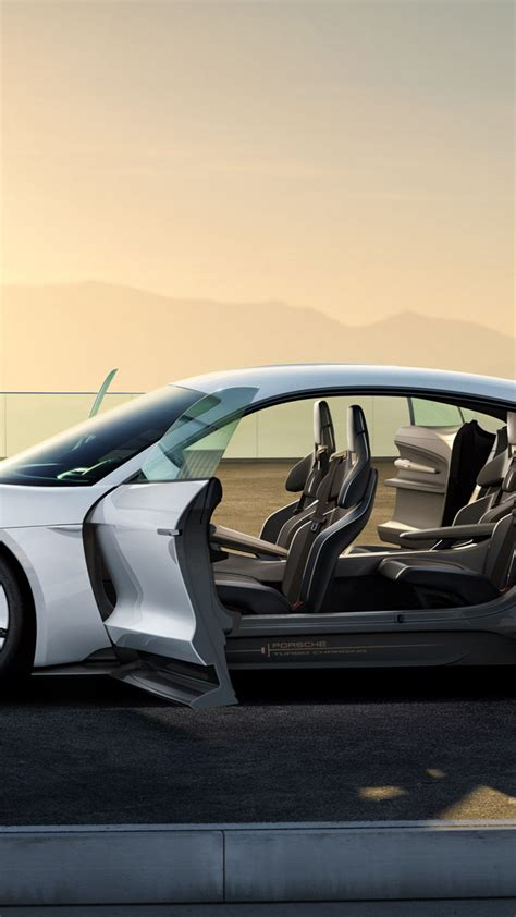 wallpaper porsche taycan electric cars supercar