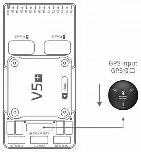 Cuav V5  Wiring Quickstart  U00b7 Px4 V1 9 0 User Guide