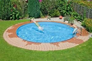 Günstig Pool Bauen : garten pool selber bauen eine verbl ffende idee ~ Markanthonyermac.com Haus und Dekorationen
