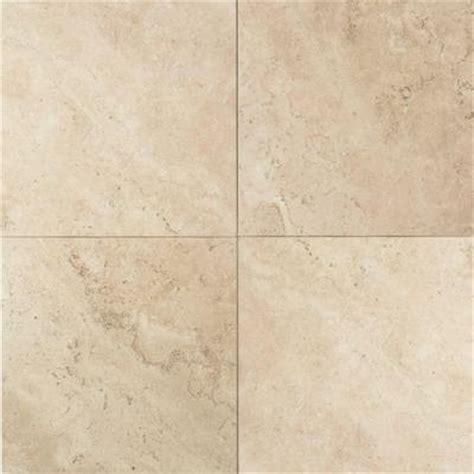 Home Depot Marble Tile 12x12 by Daltile Travertine Baja 12 In X 12 In