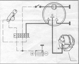 Connecting An Alternator To An Albacombi  Calibration