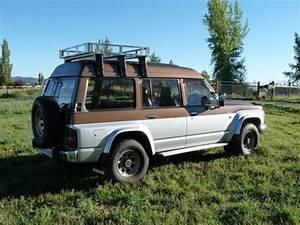 Diesel Safari Patrol Granroad 4wd Suv For Sale