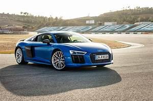 Audi R8 V10 Plus : 2017 audi r8 priced from 164 150 r8 v10 plus from 191 150 ~ Melissatoandfro.com Idées de Décoration