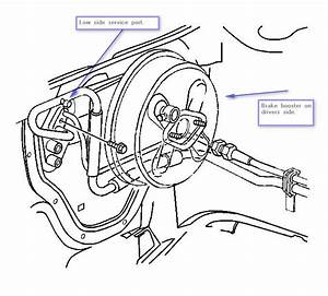 Buick Lesabre Air Conditioning Diagram