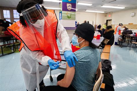 NYC releases COVID-19 vaccine data by ZIP code