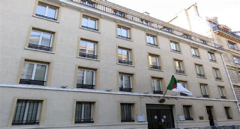 l ambassade d alg 233 rie 224 accueille la r 233 union des chefs de poste et responsables