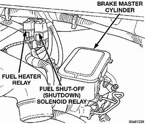 Dodge Caravan Fuel Pump Relay Location Pictures