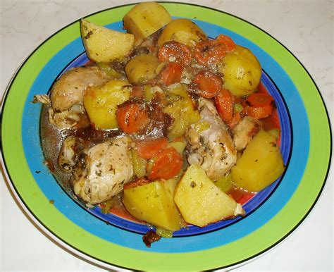 The low cholesterol cookbook & health plan meal plans and. Bulgarian Village Recipe's: Chicken Dinner In A Pot, low fat