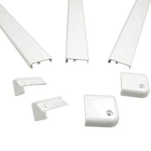 bath white plastic bath tub molding kit mobile home parts store