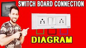 Electrical Switchboard Wiring Diagram
