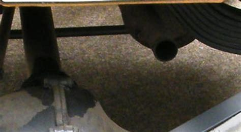 model  ford forum   exhaust system muffler
