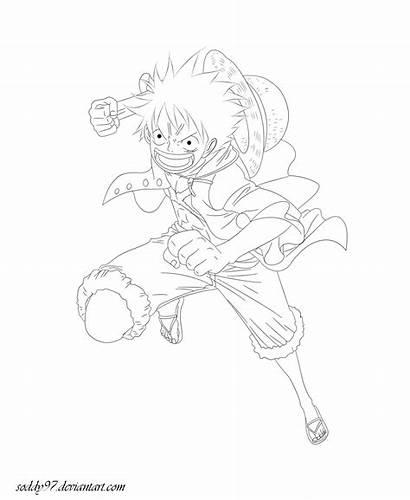 Luffy Monkey Deviantart