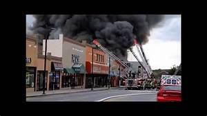 4 Alarm Fire In A Shoe Store  Upper Darby Twp 69th St 7  6