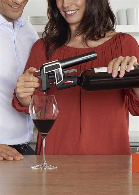 Coravin Pour Wine Without Removing The Cork Getdatgadget