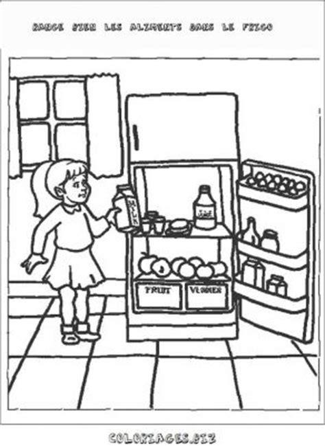 coloriages gratuits aliments recette de cuisine coloriage 2