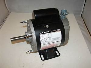 A O Smith Motor Wiring Diagram