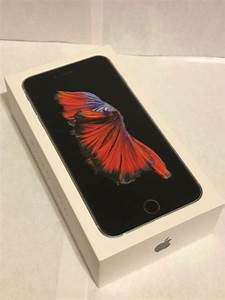 Apple Iphone 6s Plus 64 Gb Empty Box With Manual