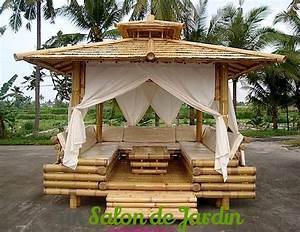 Salon De Jardin Bambou : salon de jardin pagode un salon de jardin 10 07 2018 ~ Teatrodelosmanantiales.com Idées de Décoration