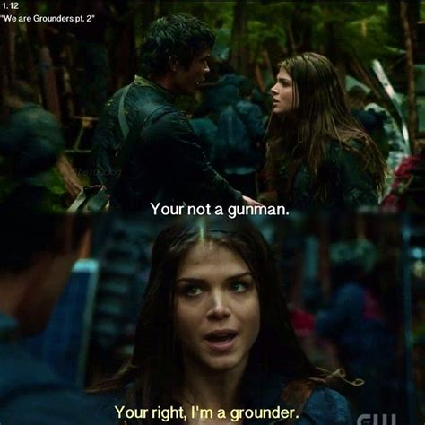 The 100 Quotes 1000 Images About The 100 On Bostick