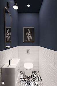 148 best toilette wc styles images on pinterest With couleur mur bureau maison 16 deco abattant wc