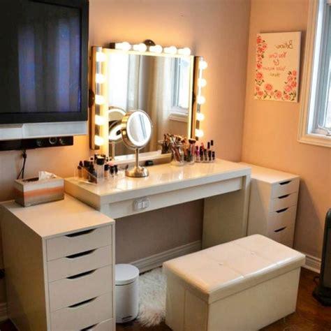 makeup vanity with lights ikea makeup vanity lighting ikea lighting ideas