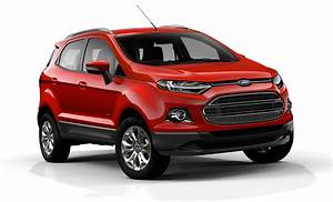 Ford EcoSport: official pictures of new baby SUV - photos ...  Ford